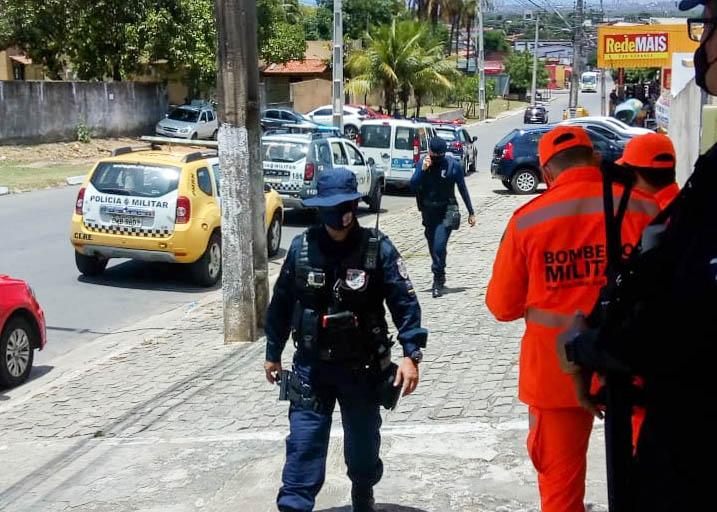 Fiscalizações intensas em ações de combate à Covid-19 em São Gonçalo do Amarante