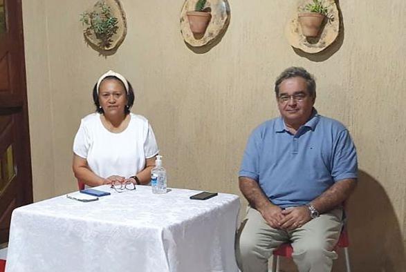 Governadora do RN e prefeito de Natal são convocados por corregedor de Justiça para conciliação