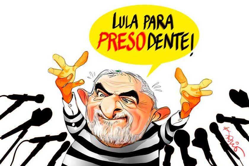 Lula deveria estar na cadeia