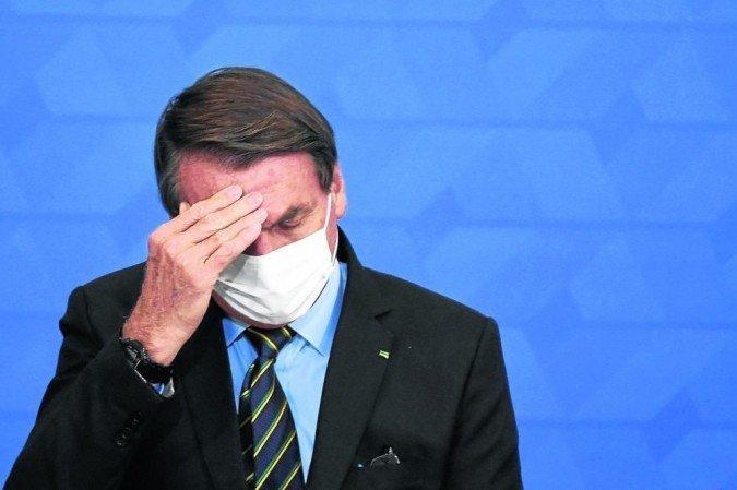57% desaprovam e 35% aprovam governo Bolsonaro; taxas ficam estáveis, mostra pesquisa PoderData