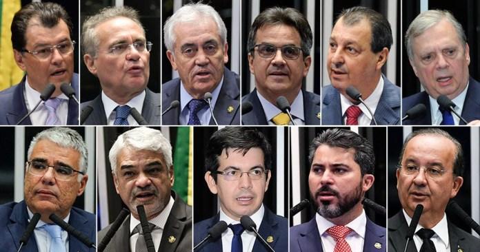Quem são os senadores que vão integrar a CPI da Covid