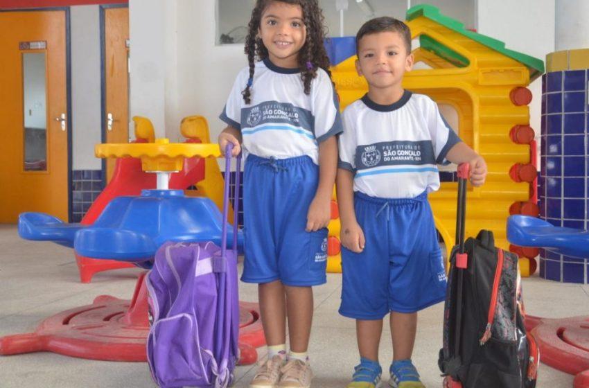 São Gonçalo autoriza aulas presenciais na rede pública e privada; escolas vão seguir protocolo aprovado
