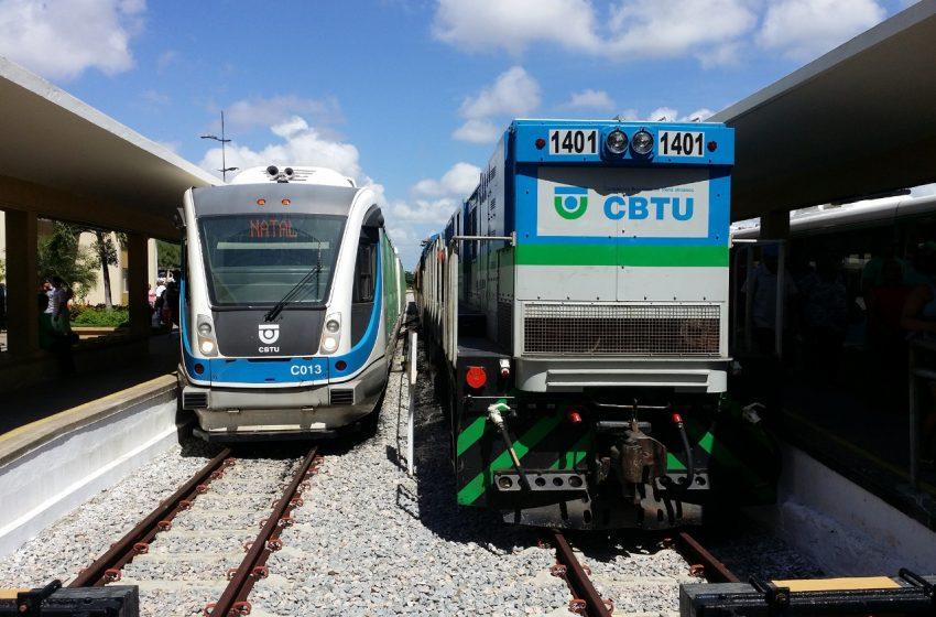 Funcionamento dos Trens Urbanos de Natal no Feriado de Tiradentes