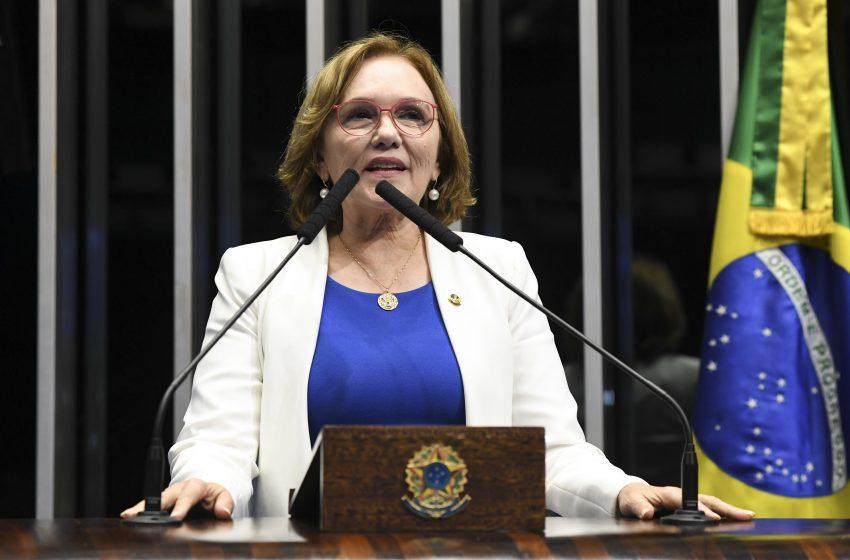 Senadora Zenaide Maia emite parecer favorável ao PL do Piso
