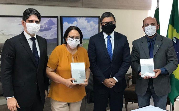 Obra organizada pelo juiz federal Walter Nunes analisa política de Estado para segurança