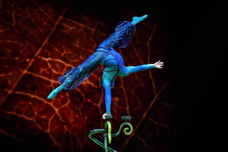 Após mais de um ano sem espetáculos, Cirque du Soleil agenda retorno ao palco