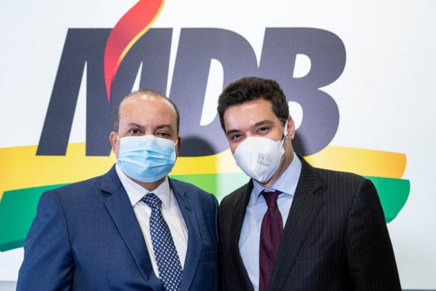 Walter Alves é reconduzido à presidência do MDB no RN até novembro de 2022