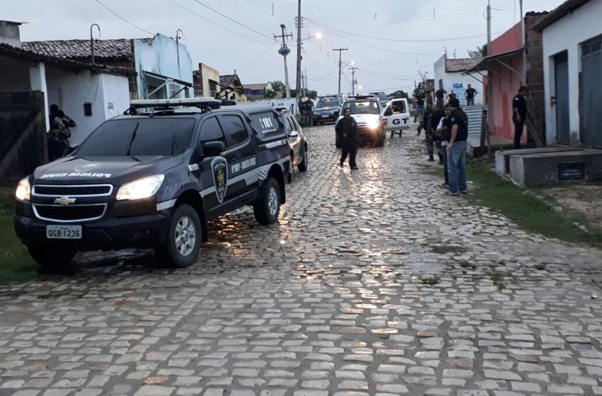 Chacina em Macaíba deixa ao menos seis jovens mortos