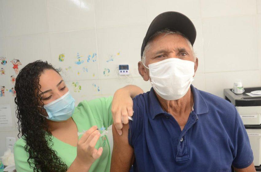 2ª dose Coronavac: São Gonçalo continua reforço para quem completou prazo de 28 dias no período de 10 a 14 de maio