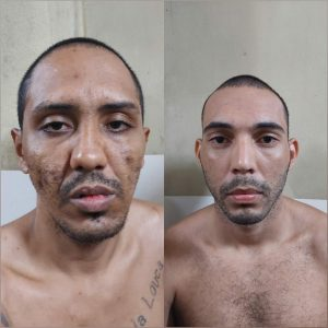 Polícia recaptura dois fugitivos de Alcaçuz