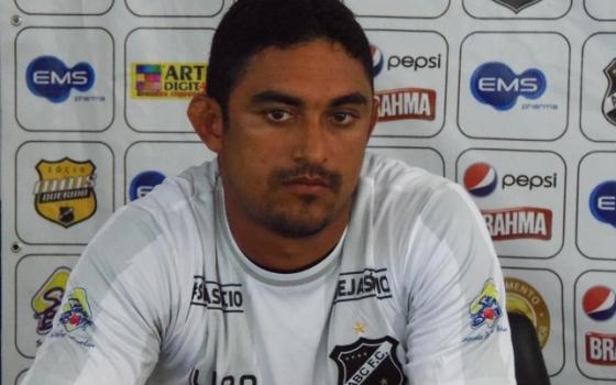 Ex-jogador do América e ABC, Lúcio Curió é preso em operação policial na Paraíba