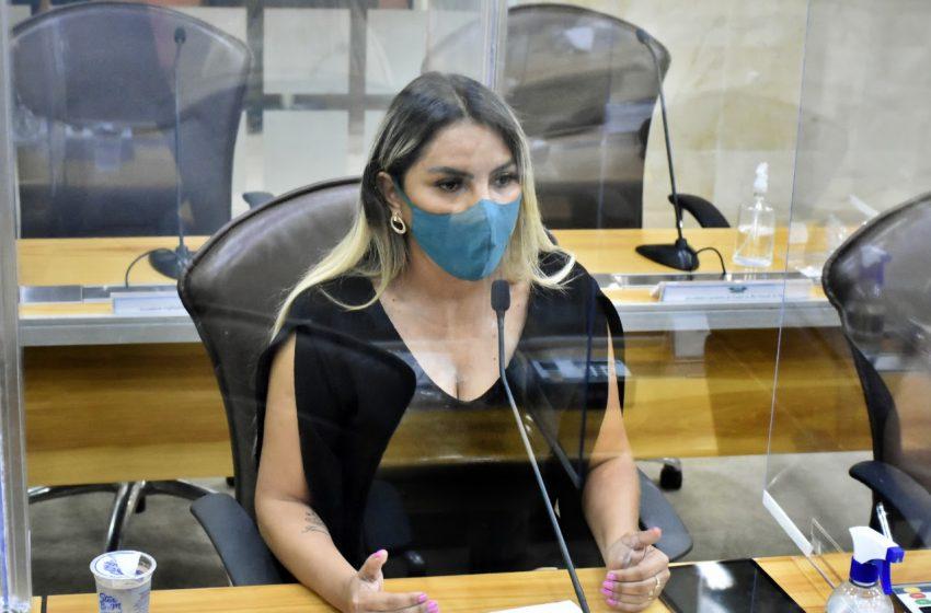 Deputado quer depoimento de Eudiane Macedo na CPI da Covid no RN