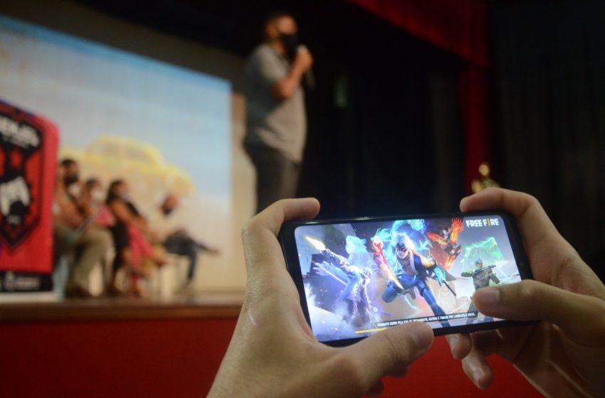 Prefeitura de São Gonçalo realiza abertura do 1º Campeonato Municipal de e-sports mobile
