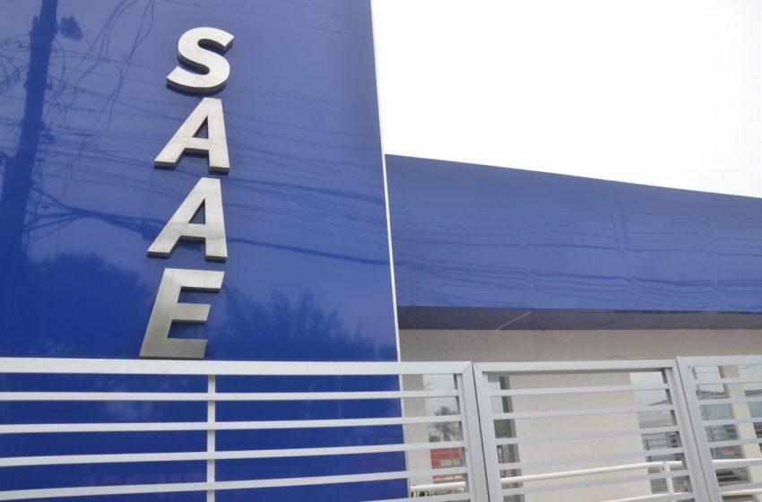 SAAE adere ao pagamento via PIX; usuários receberão QR Code impresso em fatura para quitar conta