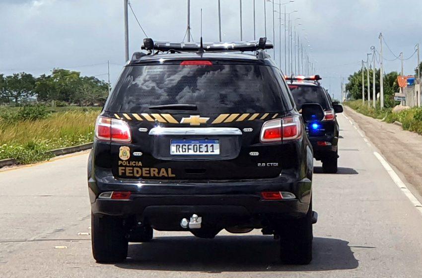 PF prende em Natal cidadão português procurado pela Interpol