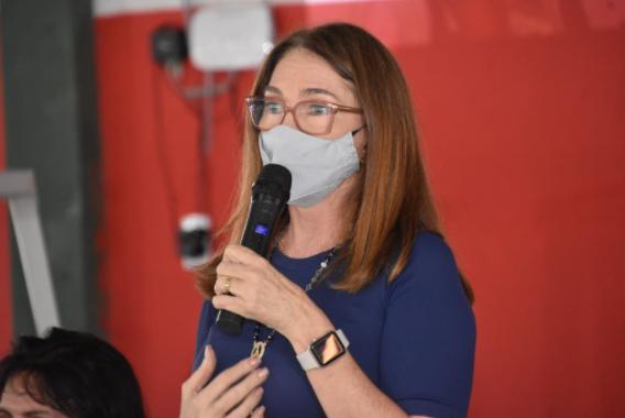Terezinha Maia lança 3ª edição da campanha Lençol Solidário