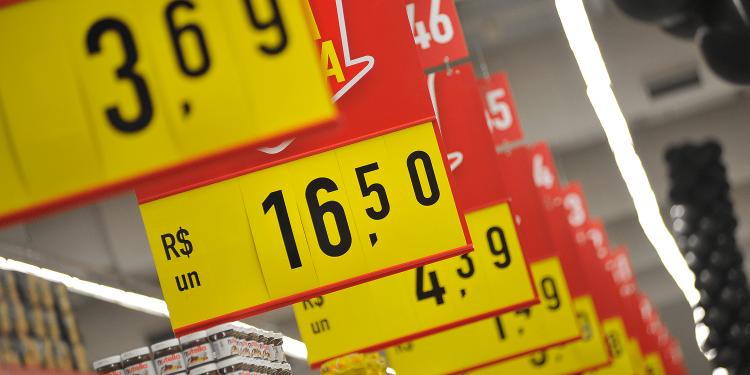 Mercado aumenta previsão da inflação para 8,45% em 2021