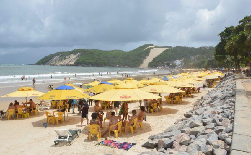 Prefeitura recebe R$ 17,7 milhões para a obra de engorda da faixa de areia em Ponta Negra, em Natal