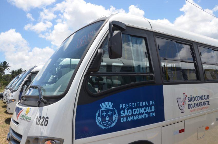 Poço de Pedra recebe nova linha do transporte público a partir desta segunda-feira (4); Golandim, Jacobina e Olho D'água do Chapéu também serão beneficiadas