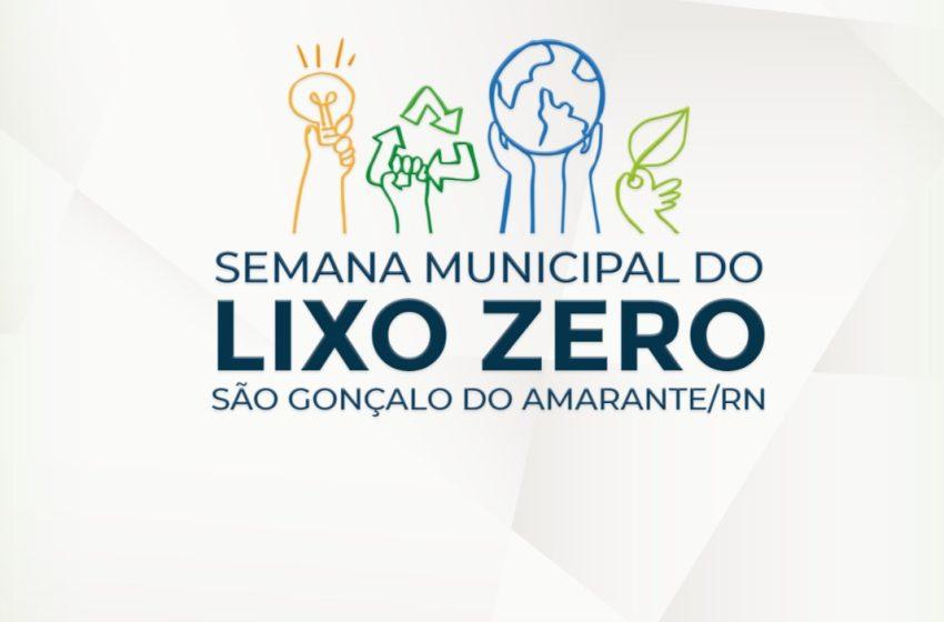 Meio Ambiente: Semana Lixo Zero é instituída em São Gonçalo