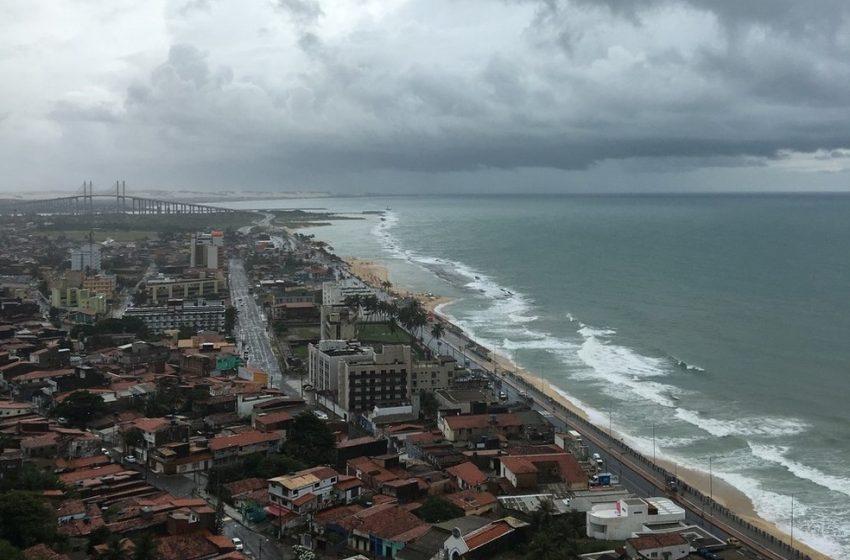Confira a previsão do tempo no Rio Grande do Norte para o hoje, 23 e 24 de outubro
